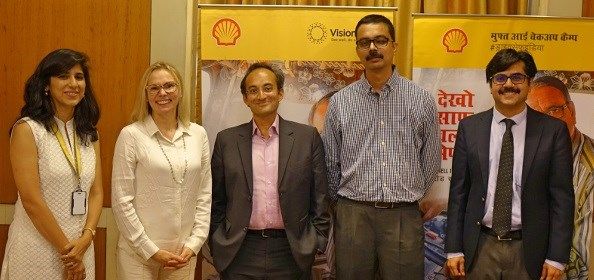 Shell India and VisionSpring Expand Eyecare Program for Commercial Drivers